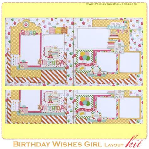 double page scrapbook layout birthday stock photos 93 best birthday layouts images on pinterest scrapbook