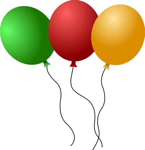 clipart gratis animate balloons clip at clker vector clip
