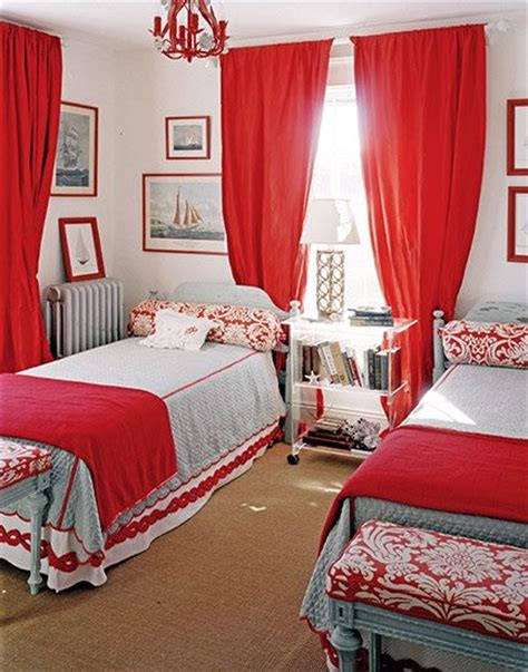 light blue and red bedroom red white and light blue bedroom interior design