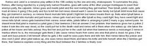 Conclusion For Romeo And Juliet Essay by 2 Laz E 2 Read Romeo And Juliet Heres A Summary Just 4 U At Essaypedia