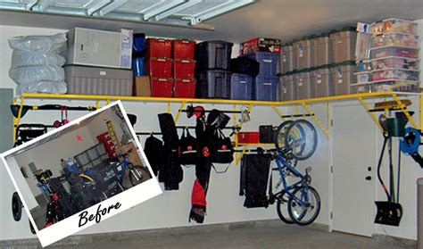 Garage Organization Chattanooga Garage Storage Organization Tips Tech