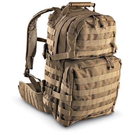 Bon Bag Pack Of 3 mil spec plus 3 day assault pack 130553 tactical backpacks bags at sportsman s guide