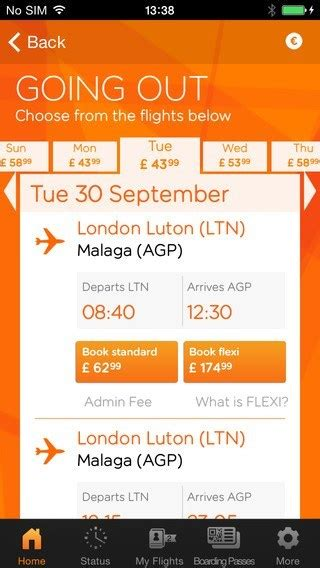 easyjet check in mobile how to check in via easyjet app in seconds literally