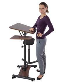 sit stand desk reviews sit stand desk complete ergonomic work station teeter