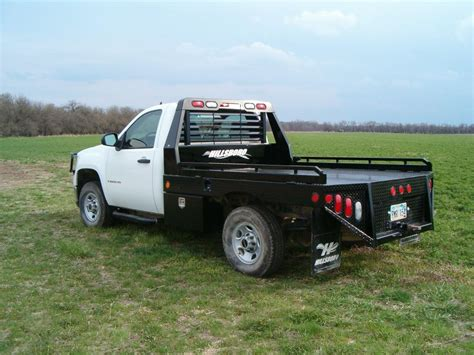 hillsboro truck beds gii steel truck beds hillsboro trailers and truckbeds