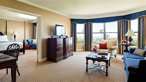Cottage Dining Rooms by Los Angeles Luxury Hotel One Bedroom Suite The Langham