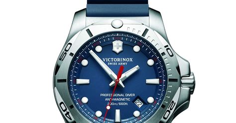 Swiss Army 3 Time Sa1165 1 oceanictime victorinox swiss army i n o x professional diver