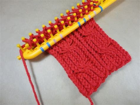rectangle loom knitting rectangular looms techniques and basic points crochet