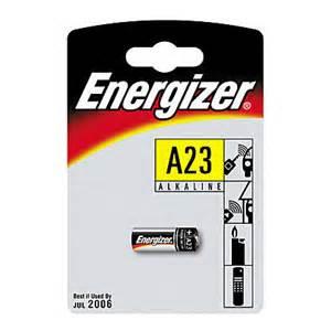 energizer e23 a23 battery