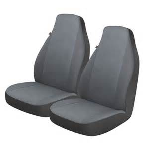 Seat Covers At Walmart Who Australia Dickies Hudson Seat Cover Pairs Gray