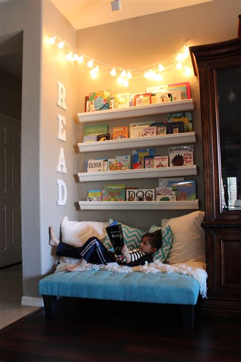 Reading Nook Ideas For Bedroom How To Make The Cutest Kid S Reading Nook