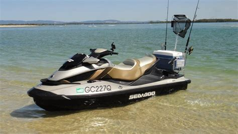 yamaha jet boats saltwater jet ski fishing brisbane water craft s pinterest jet