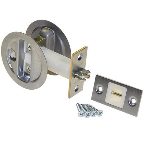 Door Knobs Lock by Johnson Hardware Pocket Door Lock Johnsonhardware