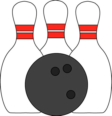 bowling clipart pin bowling pin clip template on