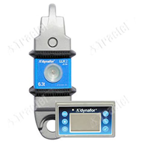 Loadcell Arrester indicator for load dynafor llx2 tractel