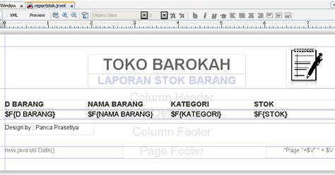 membuat query stok barang cara membuat laporan stok barang di excel