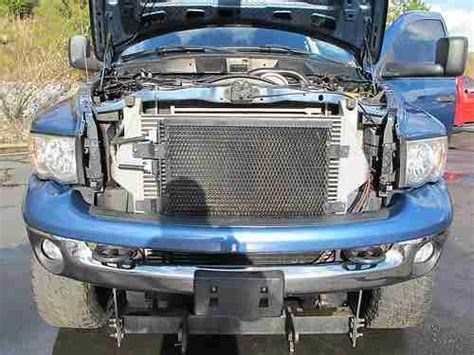 how does a cars engine work 2005 dodge stratus spare parts catalogs purchase used 2005 dodge ram 3500 twin turbo cummins diesel no reserve repo needs work in