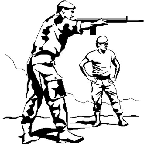 army man coloring easy coloring pages