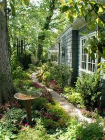 side yard landscaping ideas the secret garden pinterest