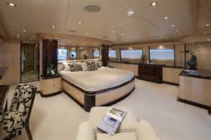 Master On Suite by Luxury Yacht Charter Lady Leila Miss Rose The Upper