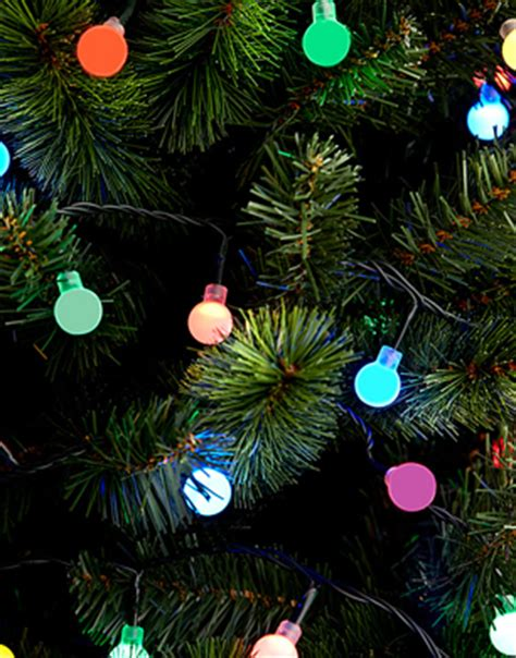 john lewis christmas lights indoors decoration ideas forest festival stylenest