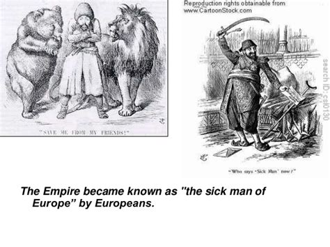 ottoman empire sick man of europe ottoman empire qing chinese empire 1750 1900s