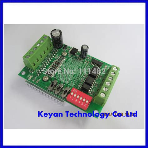 Tb6560 Programming Universal Driving Board Single Axis Controller free shipping tb6560 3a driver board cnc router single 1 axis controller stepper motor drivers