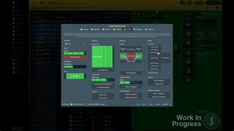 best football manager football manager 2018 tactics fm18