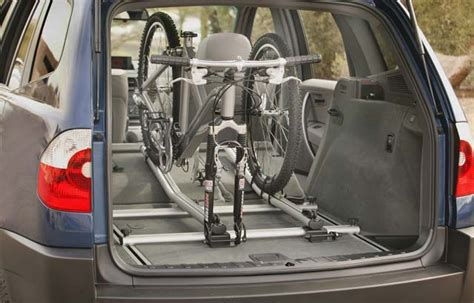 Inside Suv Bike Rack by Bmw X5 Bike Rack Interior