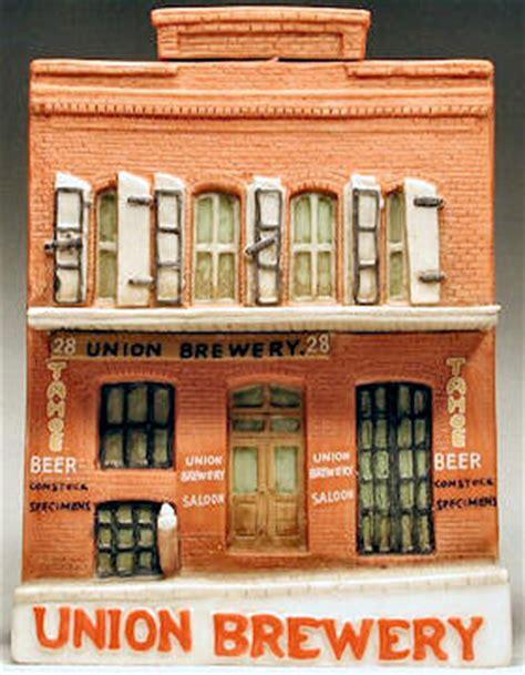 union brew house miniature bottle library dug s