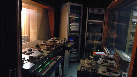 technical room room gallery recording studio