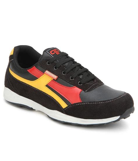 buy sports shoes provogue black sports shoes price in india buy provogue