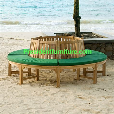 tree bench cushion cushion for tree bench by president furniture