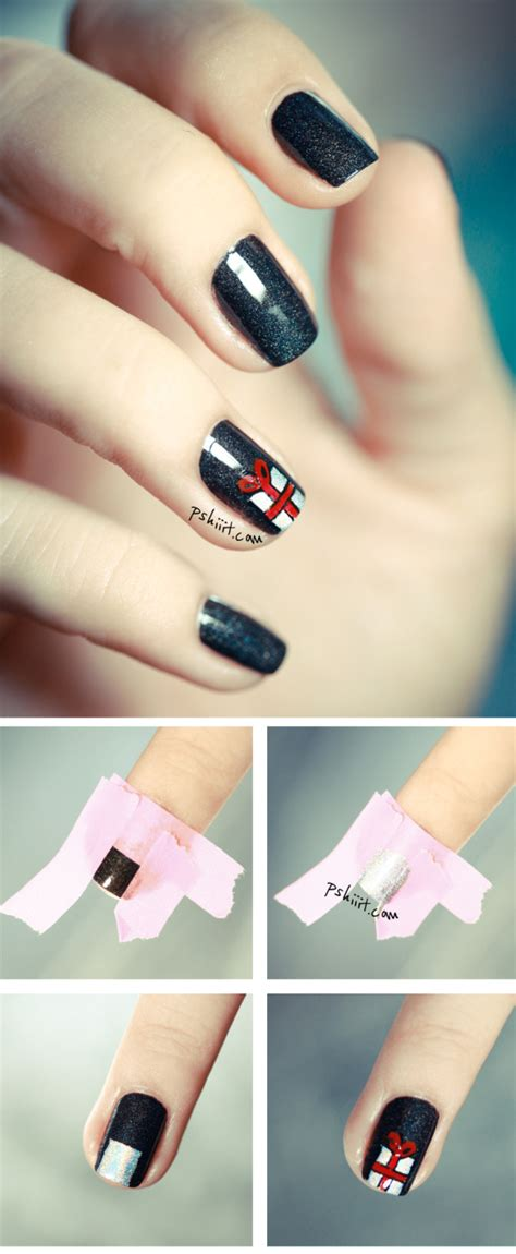 Gift Nails - 25 inspired nails pretty designs