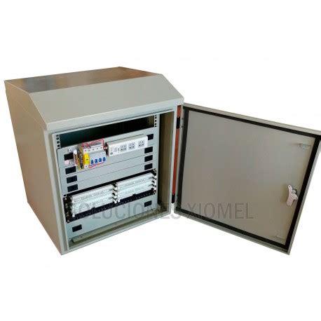 gabinete ip65 gabinete de pared para exterior ip65 12ru acero laminado gris