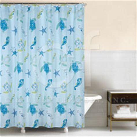sea shower curtains imperial coast sea turtle shower curtain