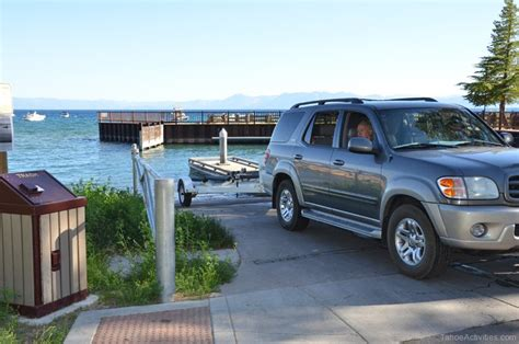 boat launch north lake tahoe tahoe vista recreation area and boat launch lake tahoe guide