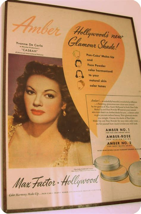 billie paige vintage vintage beauty ads