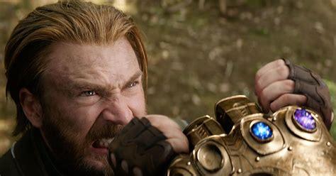 captain america thanos final infinity war