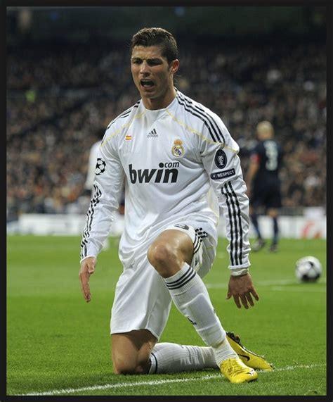 Real Madrid 09 키 큰 프리데만 씨의 블로그 09 10 real madrid ucl home l s match issued shirt 9 ronaldo vs ol