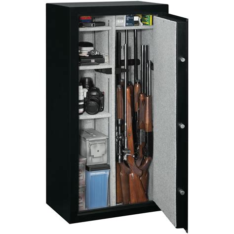 stack on ss series 22 gun convertible security safe