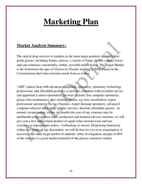 business plan templates australia business plan