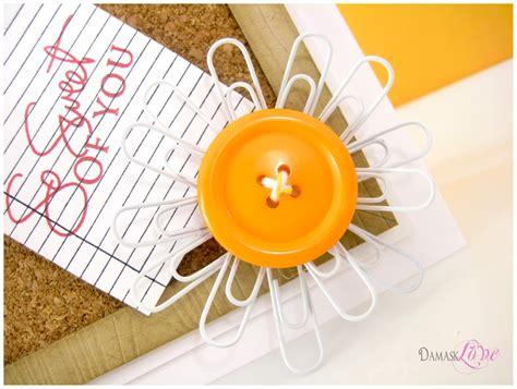 Paper Clip Craft Ideas - crafts to make with paper
