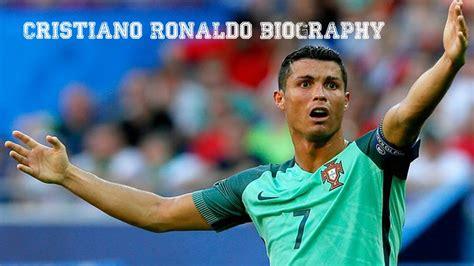 cristiano ronaldo biography youtube cristiano ronaldo biography the best professional soccer