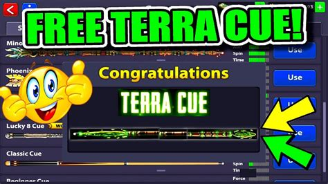 8 Ball Pool Giveaways Top - how to get the terra cue for free in 8 ball pool no cue hackcheat nine hacks