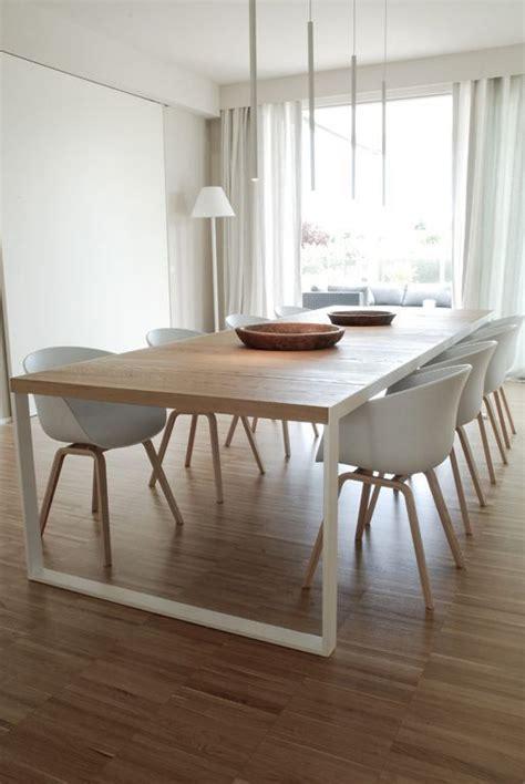 modern minimalist dining room spaces with pub style dining room sets les 25 meilleures id 233 es de la cat 233 gorie tables de salle 192