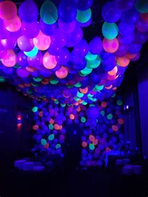 light theme ideas glow in the neon ideas themes for