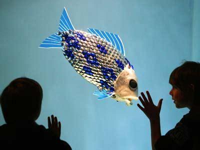 Mainan Edukasi Robo Fish Sea can robot fish find pollution howstuffworks