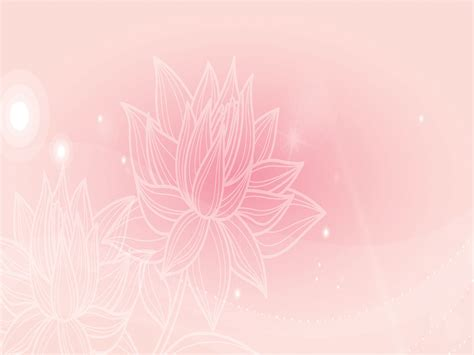Abstract Flowers Powerpoint Templates Flowers Free Ppt Backgrounds And Templates Background Powerpoint Templates Free