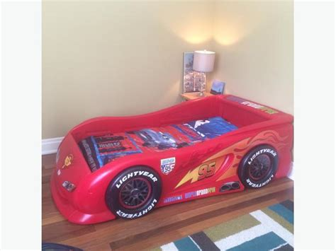 lightning mcqueen twin bed lightning mcqueen twin bed nepean ottawa